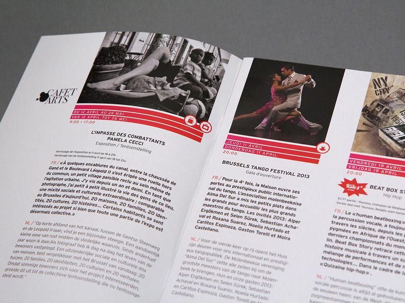 Maison des Cultures et de la Cohesion Sociale - Brochures ...